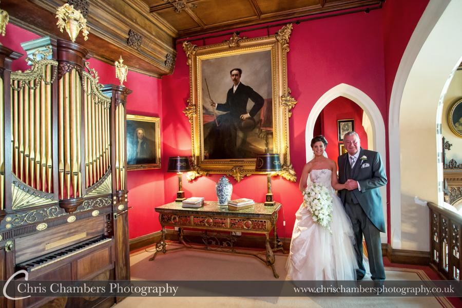 Carlton Towers Wedding Photographer | Wedding Photography taken at Carlton Towers in Yorkshire | Wedding photographs at Carlton Towers | Chris Chambers photography at Carlton Towers