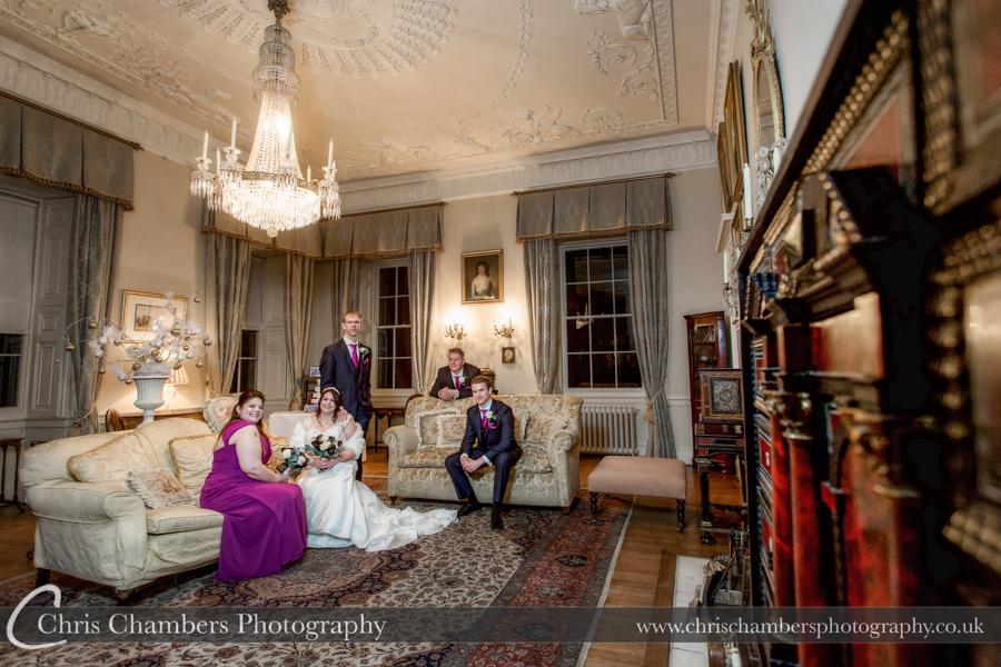 Ripley Castle Wedding Photography | Ripley Castle Wedding Photographer | Harrogate Wedding Photography | North Yorkshire Wedding Photography