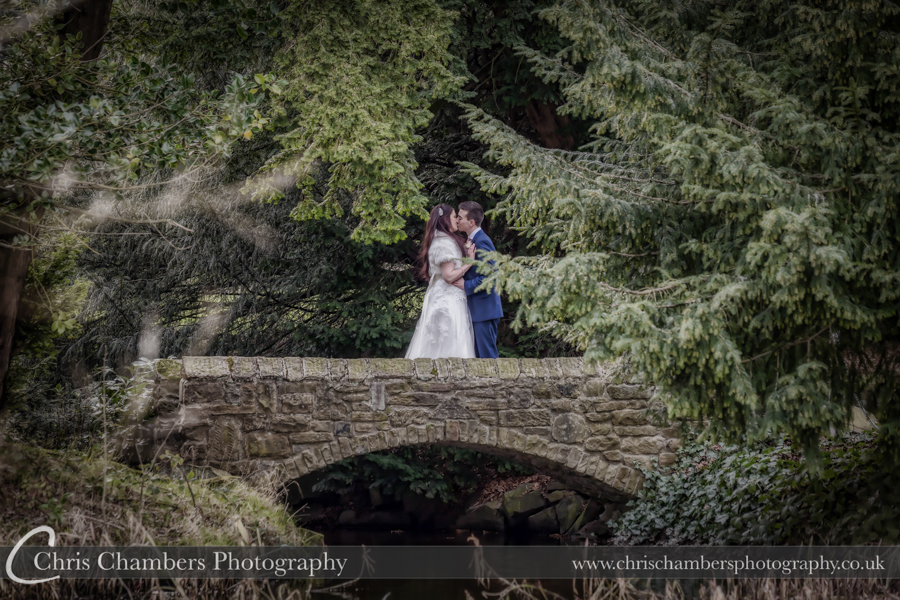 Huddersfield award winning Bagden Hall wedding photographer