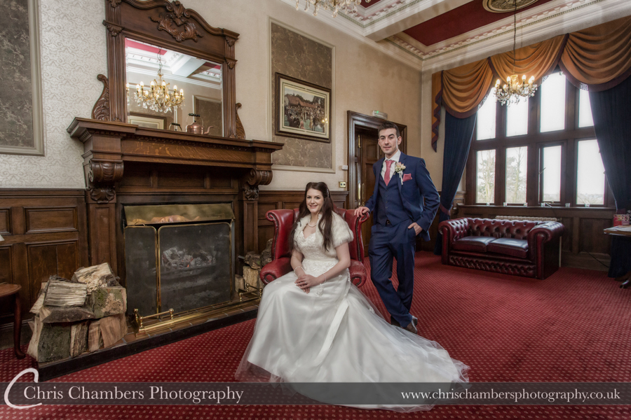 West Yorkshire wedding photography at Bagden Hall