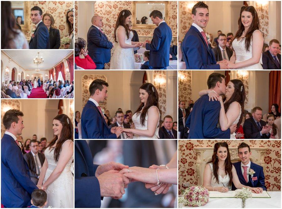 Bagden Hall wedding photographer in Huddersfield