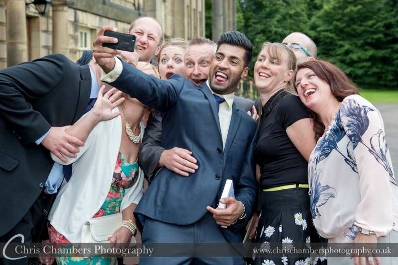 Nostell Priory Wedding Photography in Wakefield, Nostell Wedding Photographer in West Yorkshire, Chris Chambers Wedding Photographer