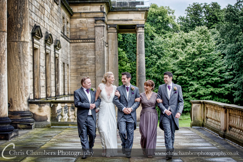 West Yorkshire wedding photography, Award winning Nostell Priory wedding photographer, Wakefield wedding photographs, chris chambers photography