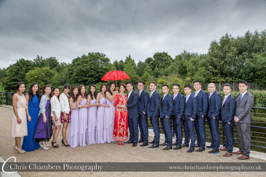 Gildersome wedding photography, Woodlands Hotel