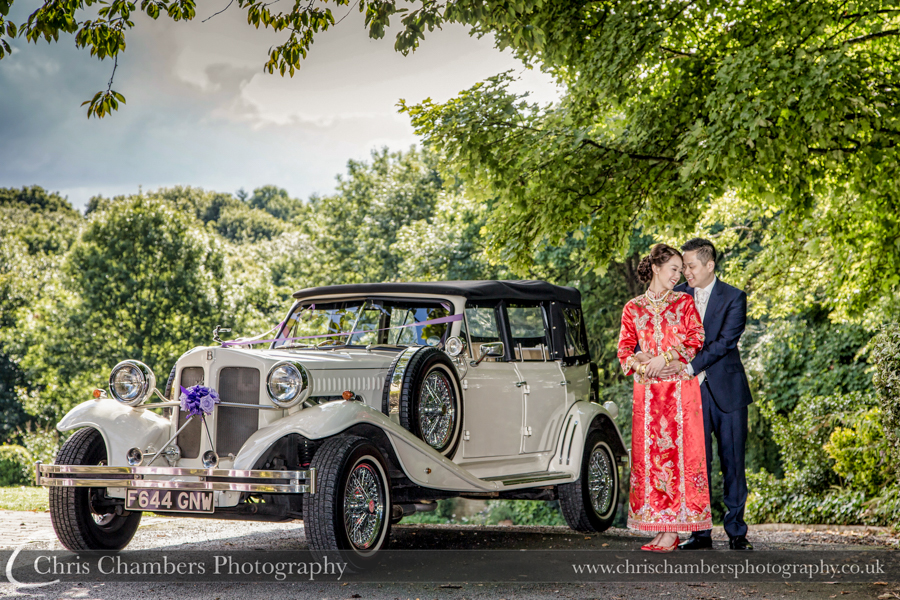Leeds award winning wedding photography at Woodlands Hotel