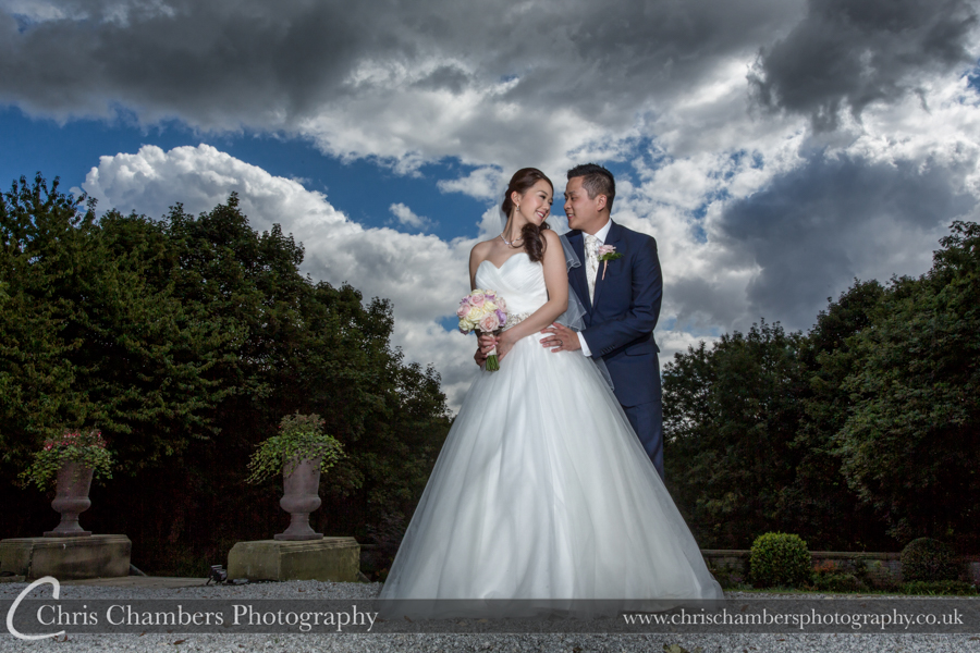 Woodlands Hotel in Leeds wedding photography