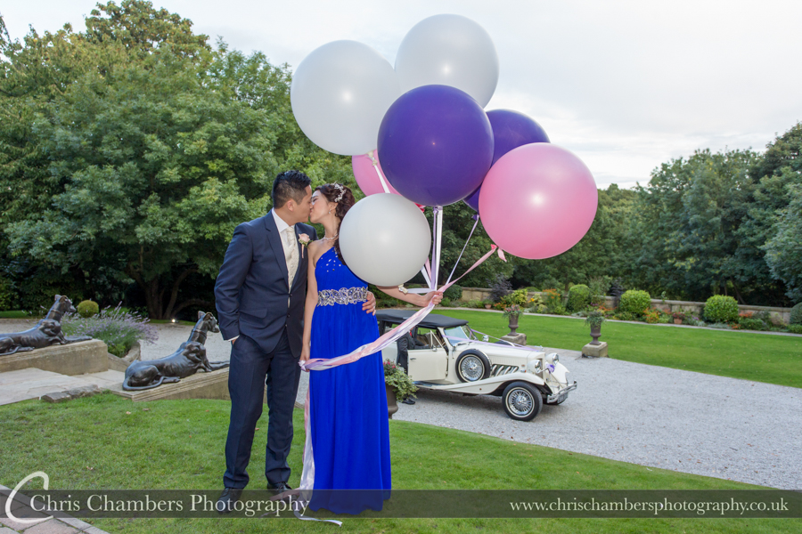 Leeds wedding photographer at Woodlands Hotel