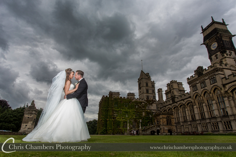 Yorkshire wedding photographer in Carlton Towers, Carlton wedding photography in West Yorkshire, Award winning wedding photographs by Chris Chambers Photography