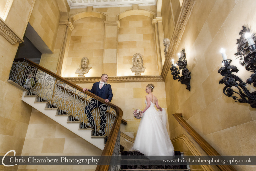 Oulton Hall award winning Leeds wedding photography, Oulton Hall Photography, Chris Chambers Photography