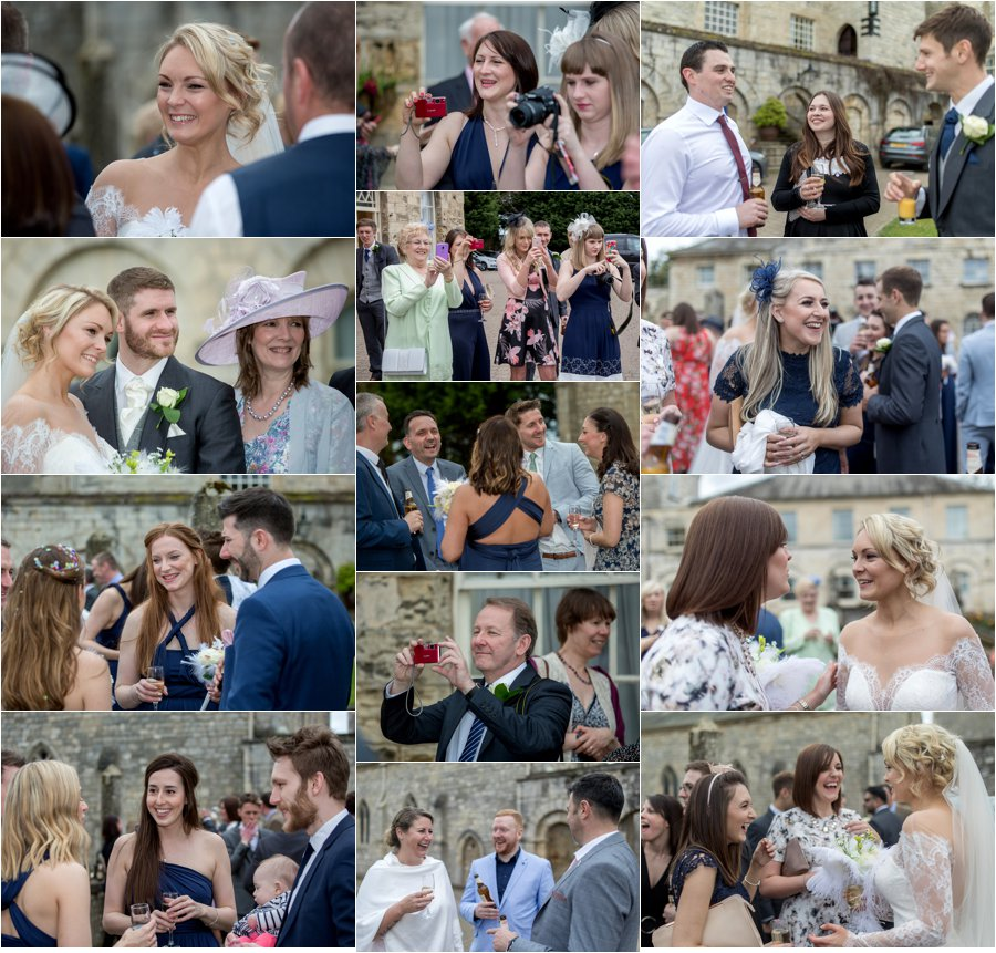 Tadcaster wedding photographer at Hazlewood Castle, Award winning North Yorkshire wedding photography, Hazlewood Castle wedding