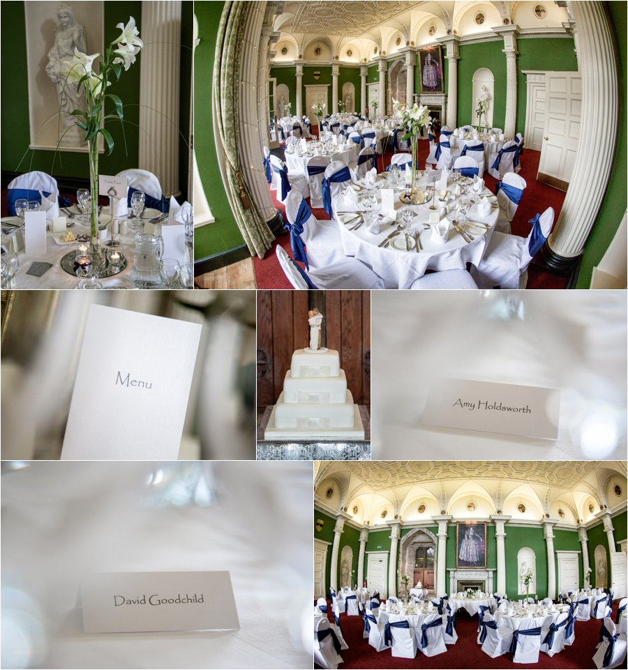 Tadcaster wedding photographs at Hazlewood Castle, North Yorkshire