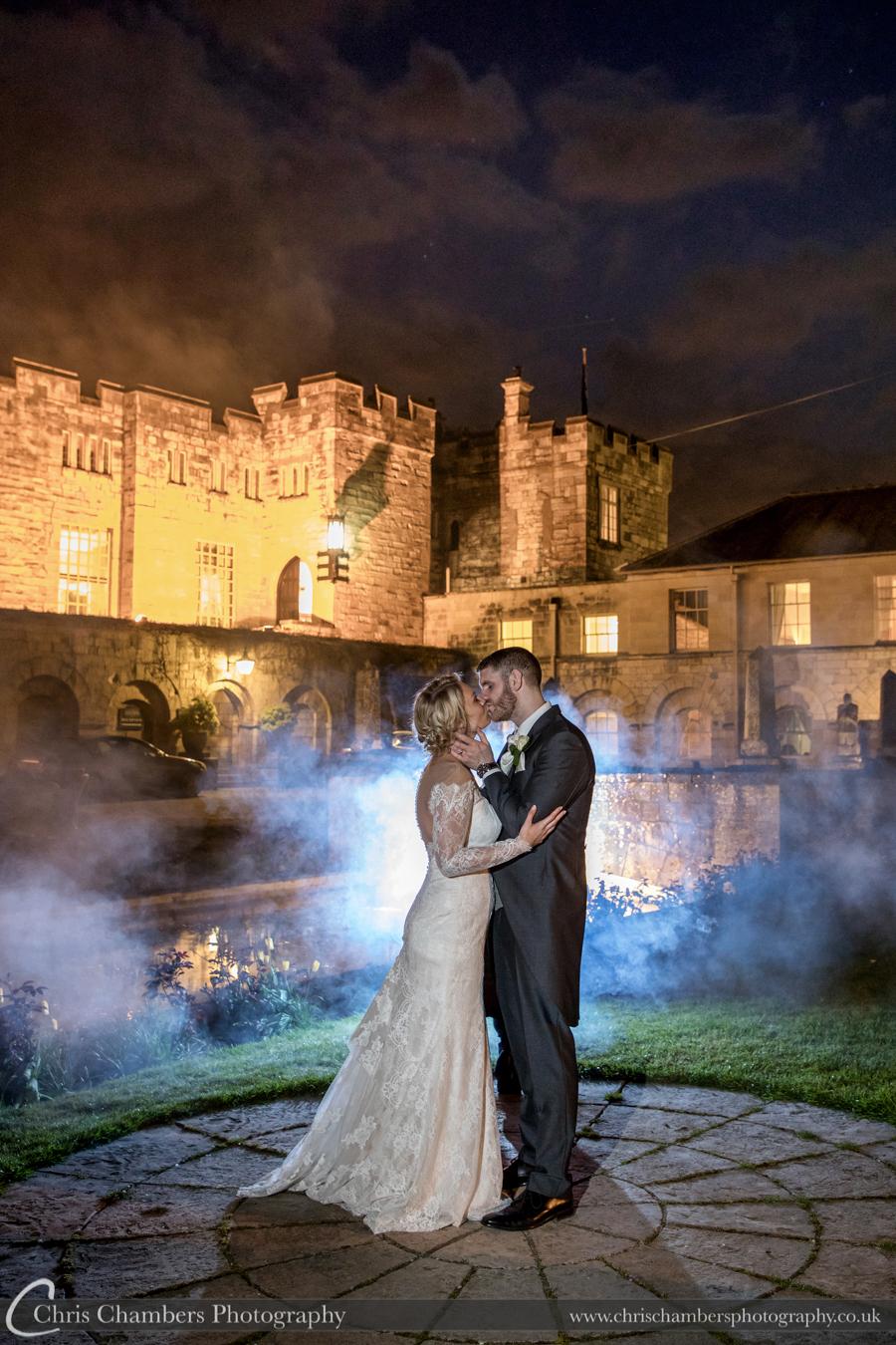 Tadcaster wedding photographer at Hazlewood Castle, Award winning North Yorkshire wedding photography, Hazlewood Castle wedding