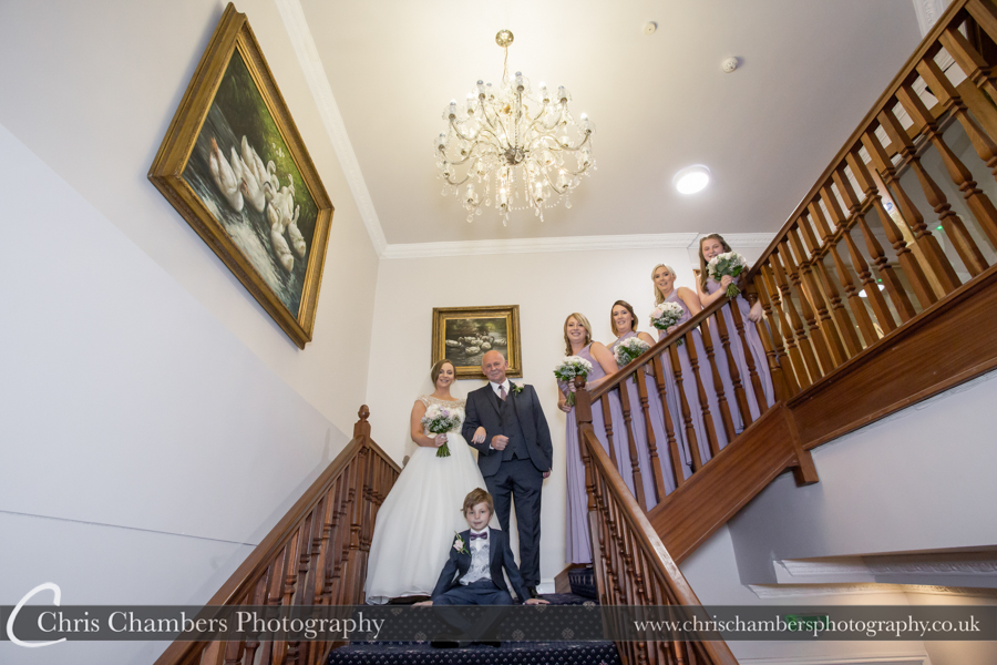 Walton Hall Wedding Photographs, Wakefield Wedding Photographer