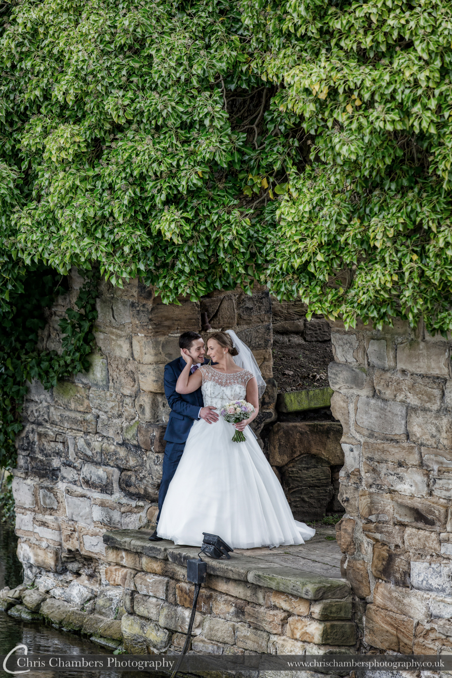 Yorkshire Wedding Photographer at Waterton Park Hotel