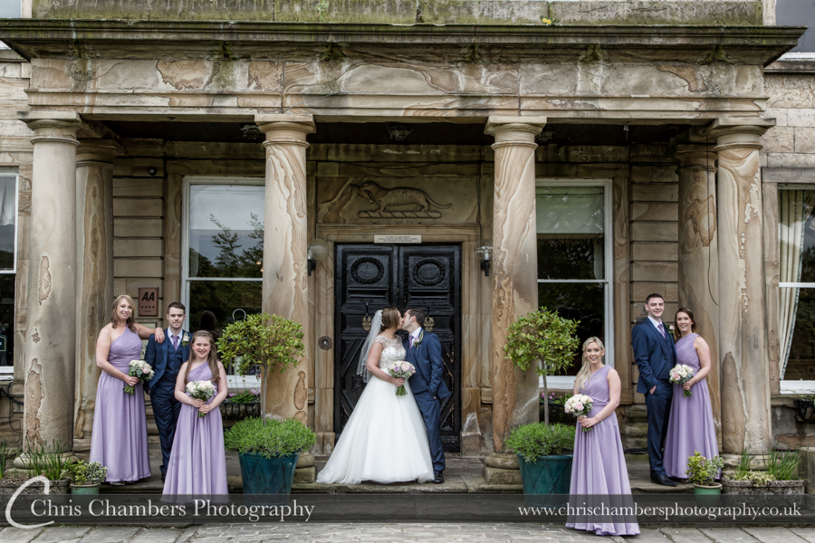 Walton Hall wedding photography in Yorkshire, Walton Hall wedding photography in Wakefield