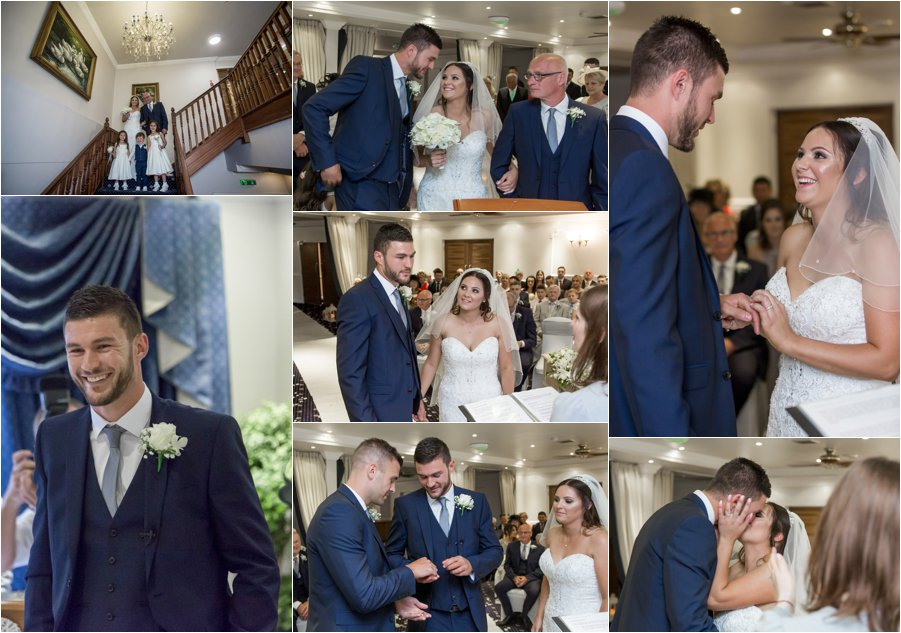 Yorkshire wedding photography in Wakefield, Walton Hall wedding photographer, Waterton park wedding photography