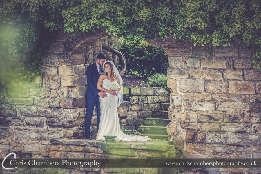 Walton Hall wedding photography in Yorkshire, Walton Hall wedding photography in Wakefield, West Yorkshire wedding photographer