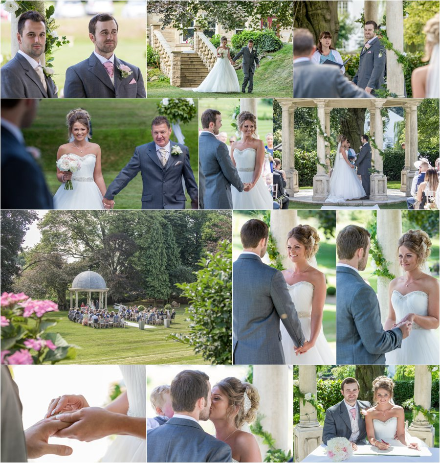 Award winning West Yorkshire wedding photography at Wentbridge House Hotel | Pontefract wedding photographs