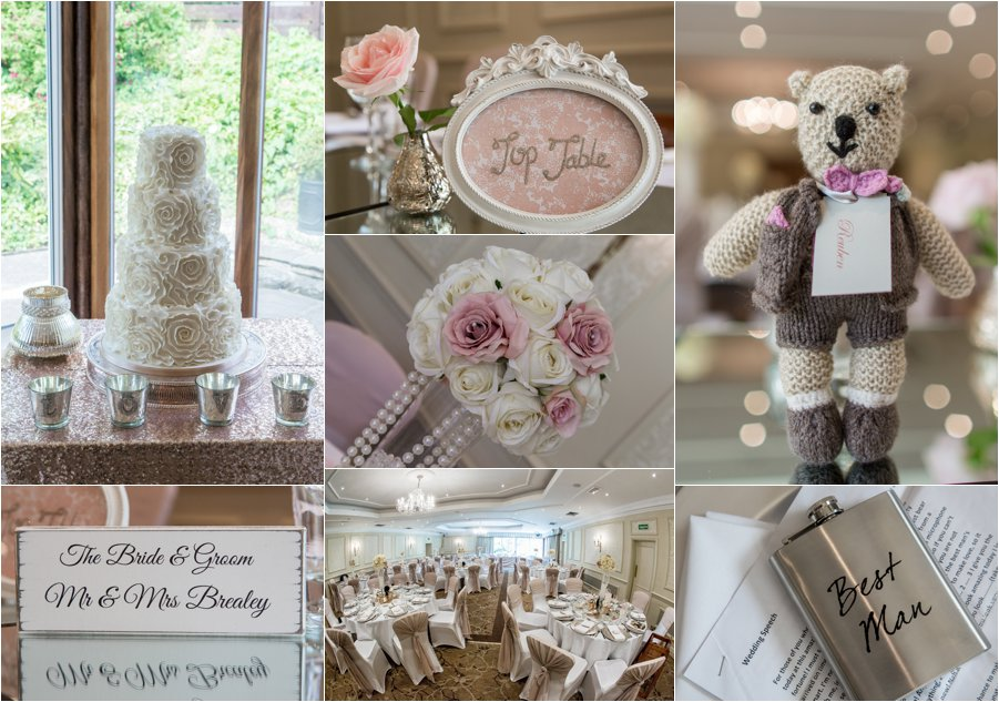 West Yorkshire Wedding Photographs, Wentbridge House Hotel Wedding Photography
