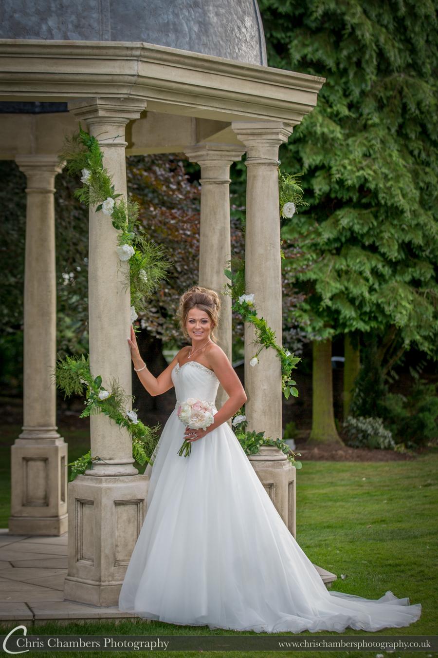 Award winning West Yorkshire wedding photography at Wentbridge House Hotel | Pontefract wedding photographs