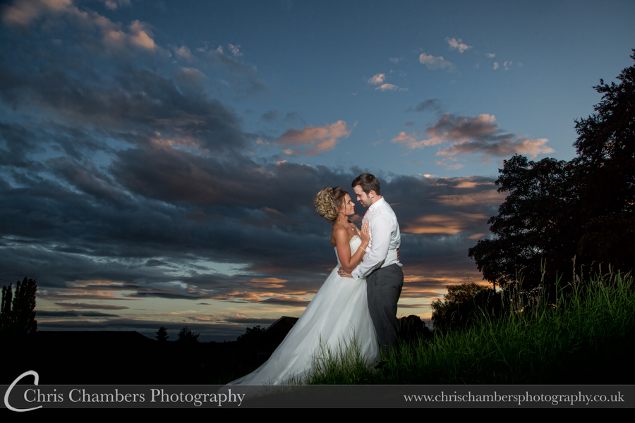 Yorkshire wedding photographer in Pontefract